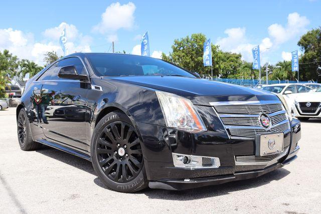 2011 Cadillac CTS Coupe Premium in Miami, FL 33142