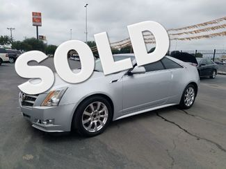 2011 Cadillac CTS Coupe Performance in San Antonio TX, 78233