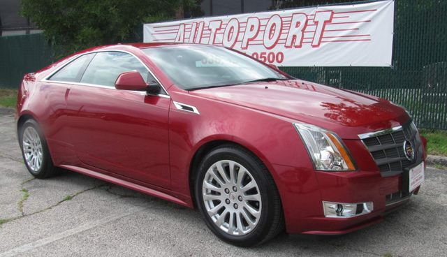 2011 Cadillac CTS Coupe Performance St. Louis, Missouri 0