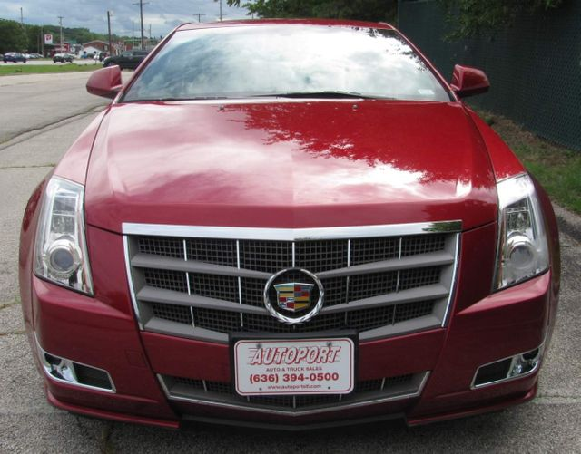 2011 Cadillac CTS Coupe Performance St. Louis, Missouri 2