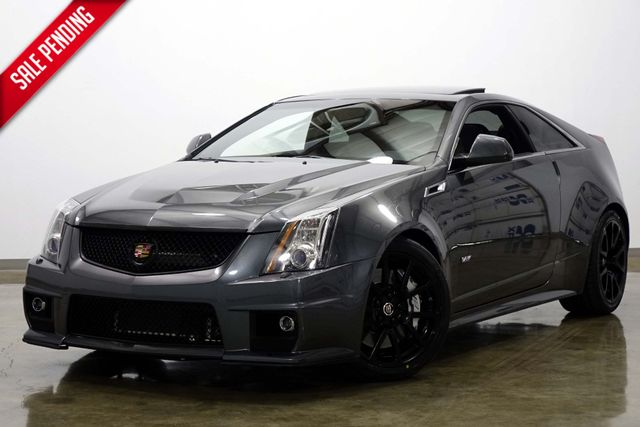 2011 Cadillac CTS V Coupe Sunroof Clean Carfax Texas Car American V8