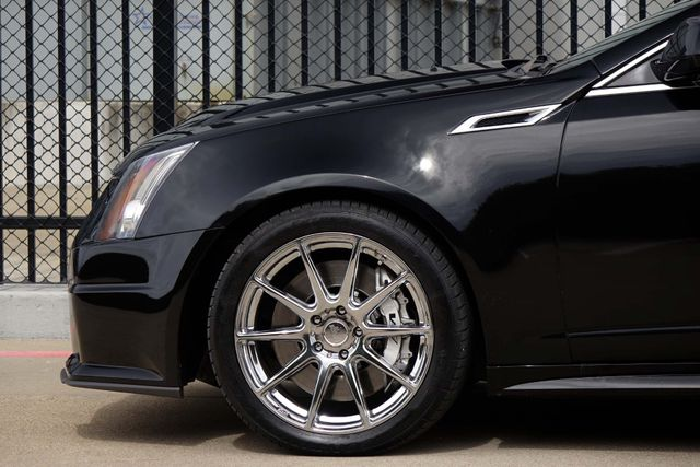 2011 Cadillac CTS CTS-V * COUPE * 1-Owner * AUTOMATIC * Recaro Seats Plano, Texas 29