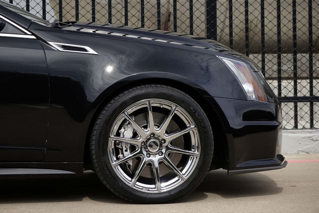 2011 Cadillac CTS CTS-V * COUPE * 1-Owner * AUTOMATIC * Recaro Seats Plano, Texas 28