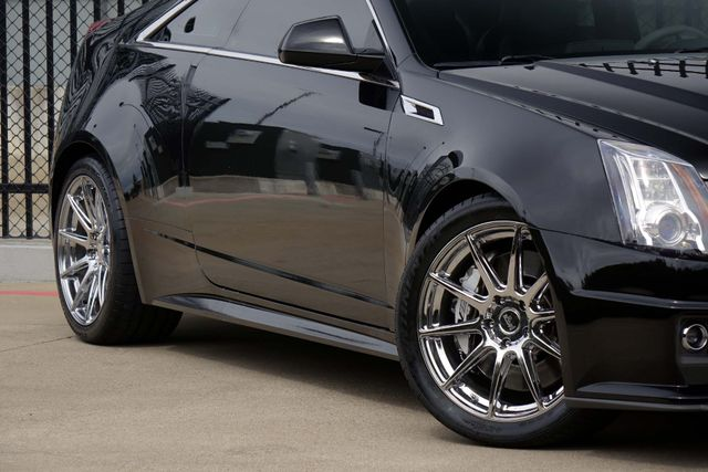 2011 Cadillac CTS CTS-V * COUPE * 1-Owner * AUTOMATIC * Recaro Seats Plano, Texas 21
