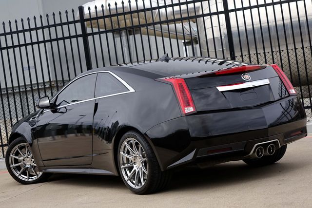 2011 Cadillac CTS CTS-V * COUPE * 1-Owner * AUTOMATIC * Recaro Seats Plano, Texas 5