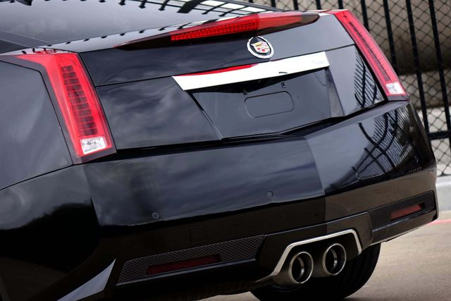 2011 Cadillac CTS CTS-V * COUPE * 1-Owner * AUTOMATIC * Recaro Seats Plano, Texas 26