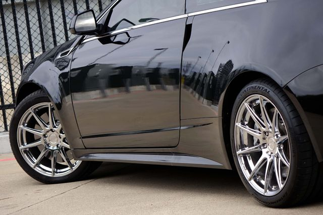 2011 Cadillac CTS CTS-V * COUPE * 1-Owner * AUTOMATIC * Recaro Seats Plano, Texas 24