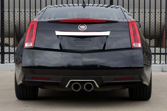 2011 Cadillac CTS CTS-V * COUPE * 1-Owner * AUTOMATIC * Recaro Seats Plano, Texas 7