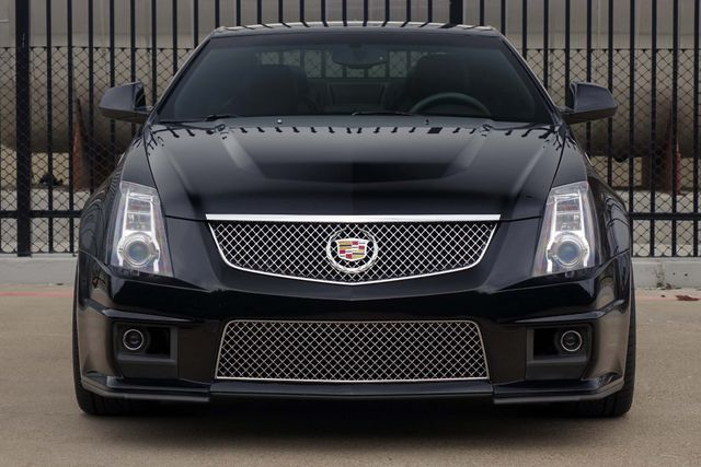 2011 Cadillac CTS CTS-V * COUPE * 1-Owner * AUTOMATIC * Recaro Seats Plano, Texas 6