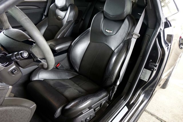 2011 Cadillac CTS CTS-V * COUPE * 1-Owner * AUTOMATIC * Recaro Seats Plano, Texas 11