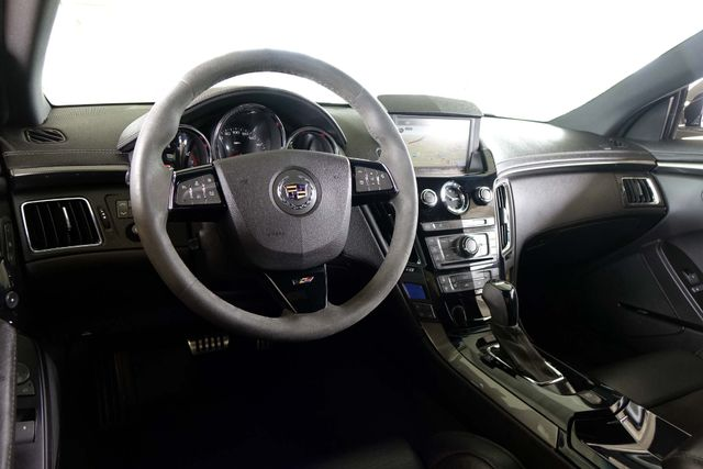 2011 Cadillac CTS CTS-V * COUPE * 1-Owner * AUTOMATIC * Recaro Seats Plano, Texas 8