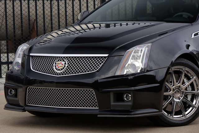 2011 Cadillac CTS CTS-V * COUPE * 1-Owner * AUTOMATIC * Recaro Seats Plano, Texas 20