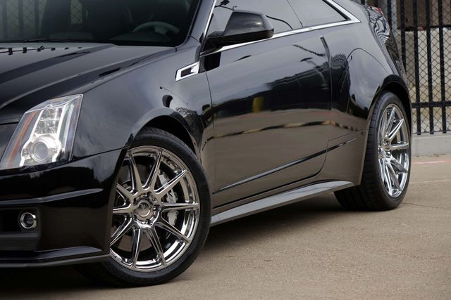 2011 Cadillac CTS CTS-V * COUPE * 1-Owner * AUTOMATIC * Recaro Seats Plano, Texas 22