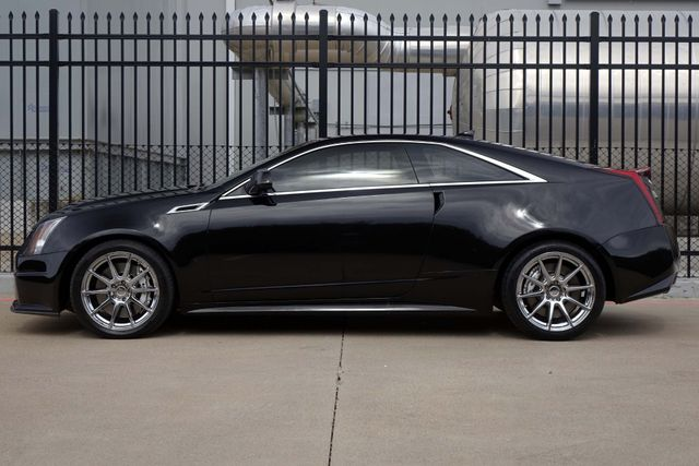 2011 Cadillac CTS CTS-V * COUPE * 1-Owner * AUTOMATIC * Recaro Seats Plano, Texas 3