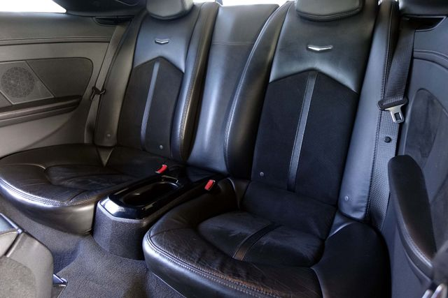 2011 Cadillac CTS CTS-V * COUPE * 1-Owner * AUTOMATIC * Recaro Seats Plano, Texas 13