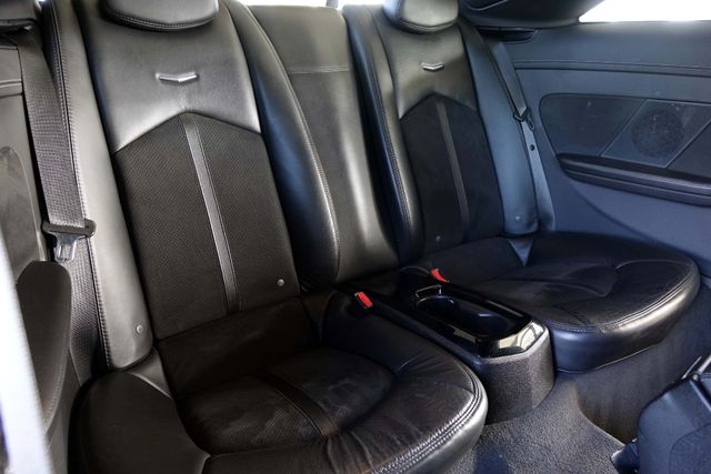 2011 Cadillac CTS CTS-V * COUPE * 1-Owner * AUTOMATIC * Recaro Seats Plano, Texas 14