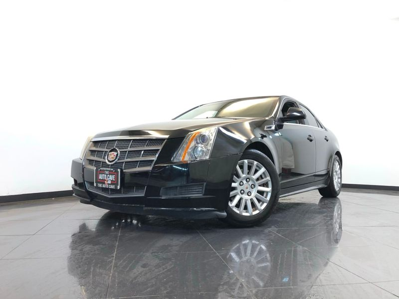 2011 Cadillac CTS Sedan *Drive TODAY & Make PAYMENTS* | The Auto Cave in Dallas