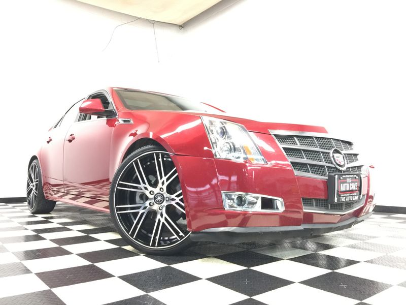 2011 Cadillac CTS Sedan *Drive TODAY & Make PAYMENTS*   The Auto Cave in Addison