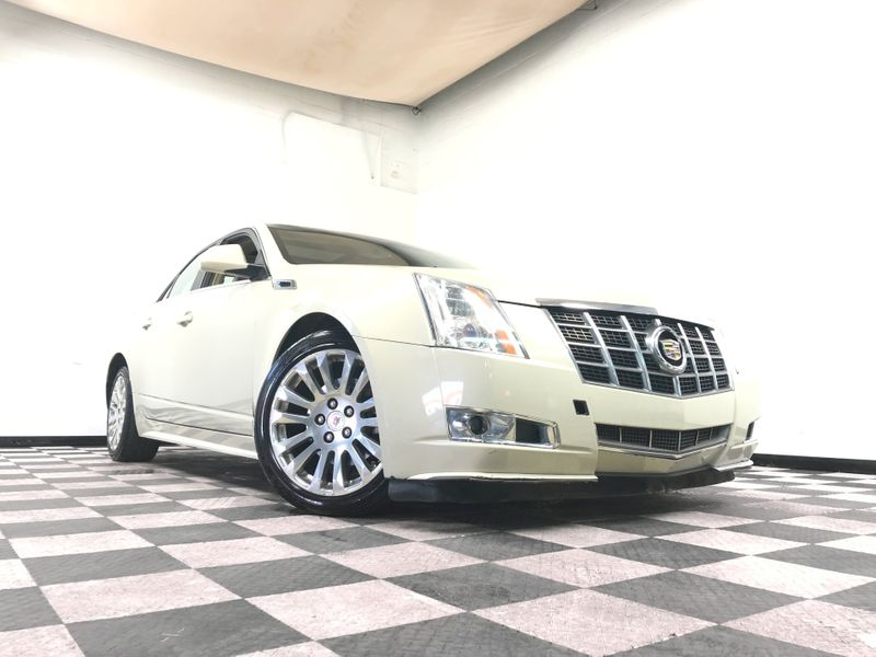 2011 Cadillac CTS Sedan *Easy Payment Options* | The Auto Cave