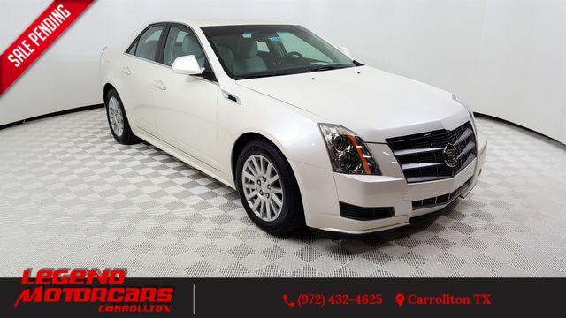 2011 Cadillac CTS Sedan