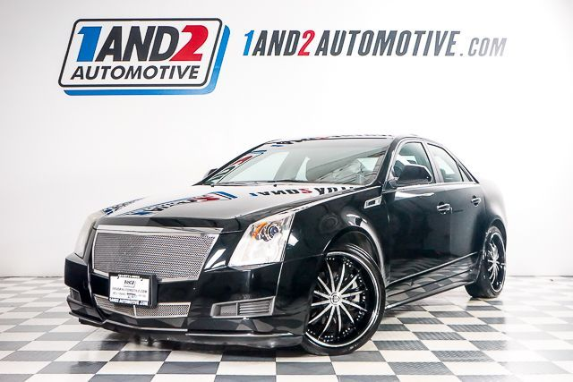 2011 Cadillac CTS Sedan 3.0L Base in Dallas TX