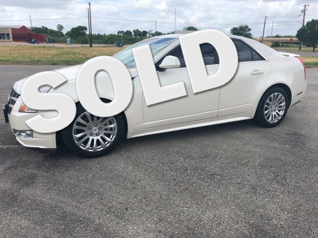 2011 Cadillac CTS Sedan Premium | Greenville, TX | Barrow Motors in Greenville TX