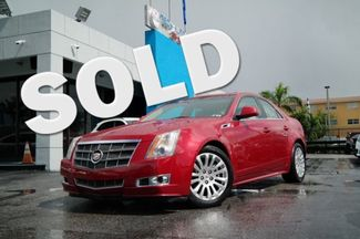 2011 Cadillac CTS Sedan Performance Hialeah, Florida