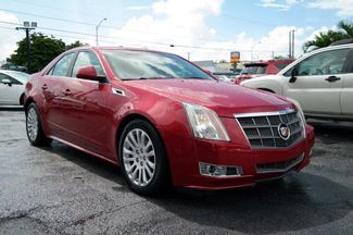 2011 Cadillac CTS Sedan Performance Hialeah, Florida 2