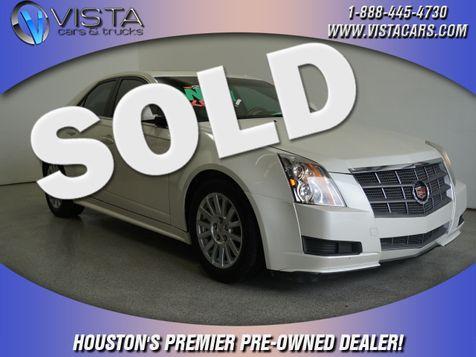 2011 Cadillac CTS Sedan Luxury in Houston, Texas