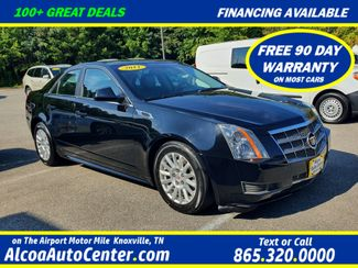 2011 Cadillac CTS Sedan Luxury 3.0 AWD Panoramic Heated/AC Seats in Louisville, TN 37777