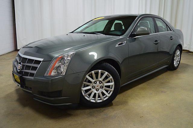 2011 Cadillac CTS Sedan Luxury W Navi & Sunroof