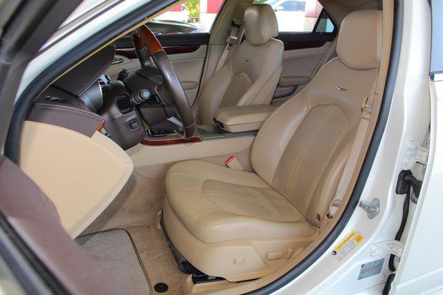 2011 Cadillac CTS Sedan Premium RWD - PERFORMANCE PKG - NAV - SUNROOFS! Mooresville , NC 9
