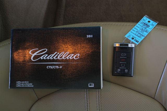 2011 Cadillac CTS Sedan Premium RWD - PERFORMANCE PKG - NAV - SUNROOFS! Mooresville , NC 20