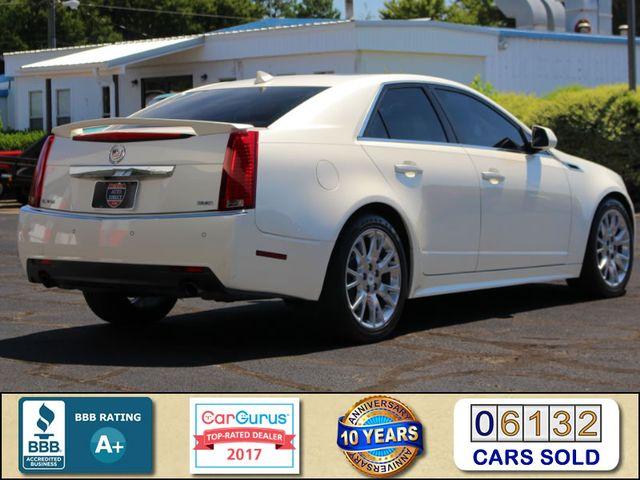 2011 Cadillac CTS Sedan Premium RWD - PERFORMANCE PKG - NAV - SUNROOFS! Mooresville , NC 2