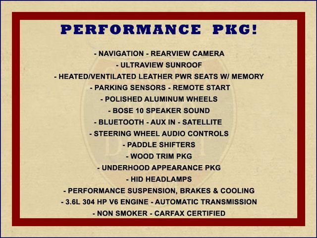 2011 Cadillac CTS Sedan Premium RWD - PERFORMANCE PKG - NAV - SUNROOFS! Mooresville , NC 1