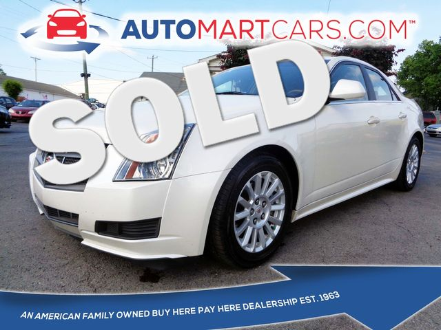 2011 Cadillac CTS Sedan Luxury in Nashville, Tennessee 37211