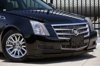 2011 Cadillac CTS Sedan Luxury * 1-OWNER * Chrome Wheels * BOSE * BU Cam Plano, Texas 19