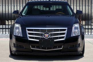 2011 Cadillac CTS Sedan Luxury * 1-OWNER * Chrome Wheels * BOSE * BU Cam Plano, Texas 6