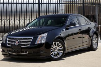 2011 Cadillac CTS Sedan Luxury * 1-OWNER * Chrome Wheels * BOSE * BU Cam Plano, Texas 1