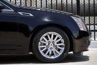 2011 Cadillac CTS Sedan Luxury * 1-OWNER * Chrome Wheels * BOSE * BU Cam Plano, Texas 28