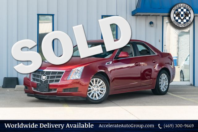 2011 Cadillac CTS Sedan Base in Rowlett