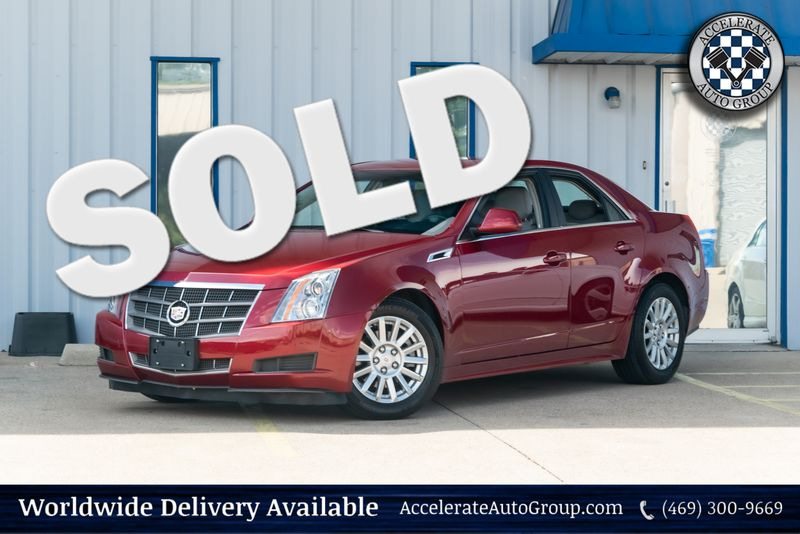2011 Cadillac CTS Sedan Base in Rowlett Texas