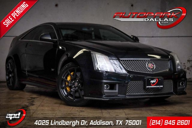 2011 Cadillac CTS-V Black Diamond Edition
