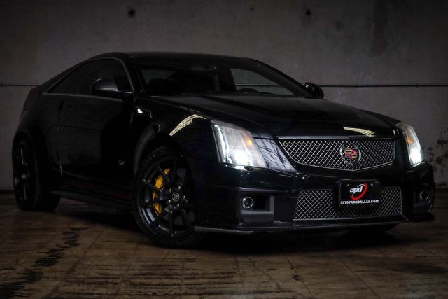 2011 Cadillac CTS-V Black Diamond Edition in Addison, TX 75001