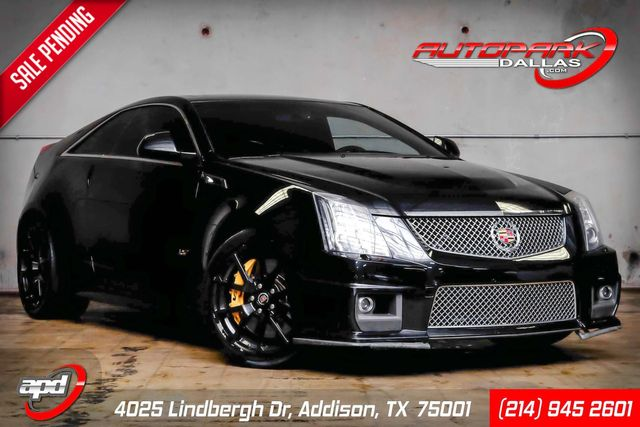 2011 Cadillac CTS-V Black Diamond Edition w/ CORSA Exhaust