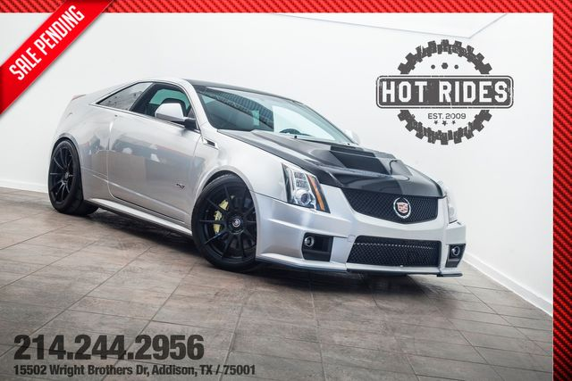2011 Cadillac CTS-V Coupe Heads/Cam With Many Upgrades