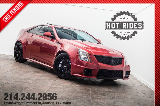 2011 Cadillac CTS-V Coupe W/ Upgrades