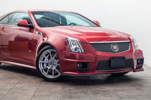 2011 Cadillac CTS-V Coupe in Addison, TX 75001