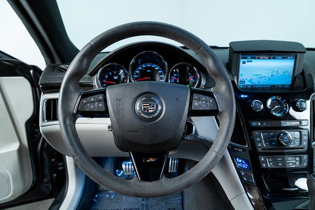 2011 Cadillac CTS-V Coupe 6-Speed With Upgrades in Addison, TX 75001