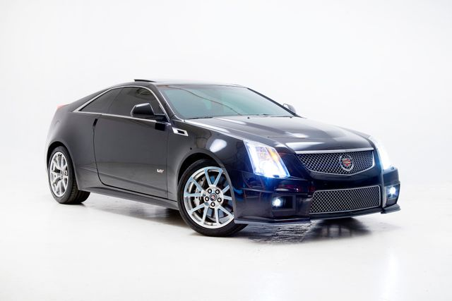 2011 Cadillac CTS-V Coupe With Many Upgrades 600+HP in TX, 75006